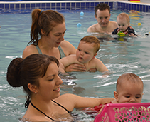Baby Swimming lessons, Bromsgrove