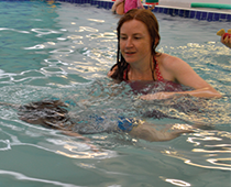 Toddler Swimming lessons, Bromsgrove